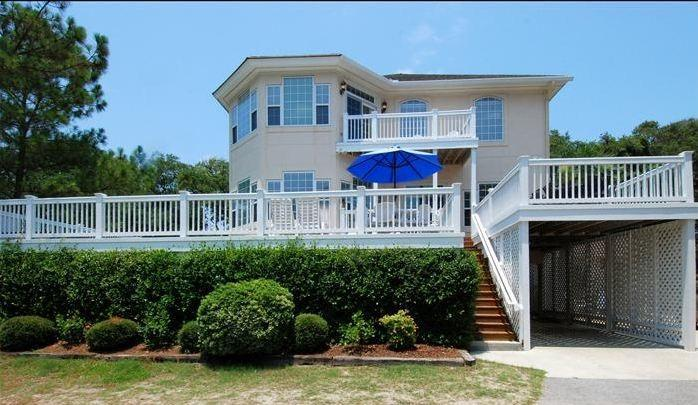 Amazing Oceanview 2nd Row Home! Steps from Beach! - Image 1 - Hilton Head - rentals