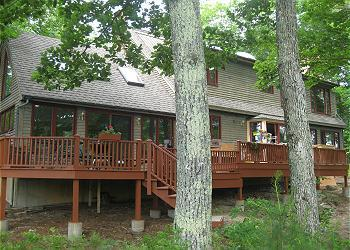 Peaceful Vacation Rental Home on Wakondah Pond (SUL406Wfm) - Image 1 - Moultonborough - rentals