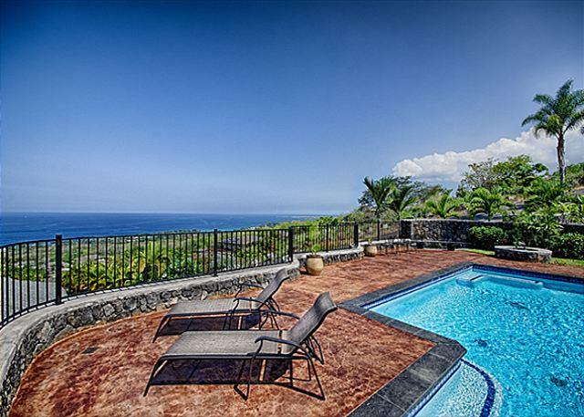 Beautiful home with unobstructed ocean views - Image 1 - Kailua-Kona - rentals