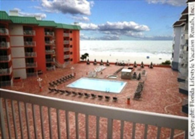 Beach Cottage Condominium 1109 - Image 1 - Indian Shores - rentals