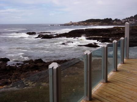The View from Rooms with a View!  - Ocean Front Home with Panoramic Ocean View! - Yachats - rentals