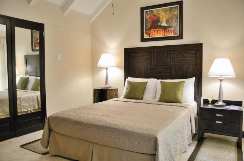 A beautiful master suite awaits you!!! - Intimate contemporary Villa in Holetown Barbados! - Saint James - rentals