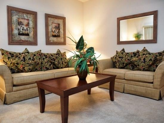 Living Area - SR5P433SVD 5 BR Pool Home With Conservation View - Davenport - rentals