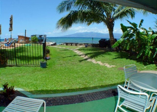 Hale Kai #120 - Your Home by the Sea in West Maui - Image 1 - Lahaina - rentals