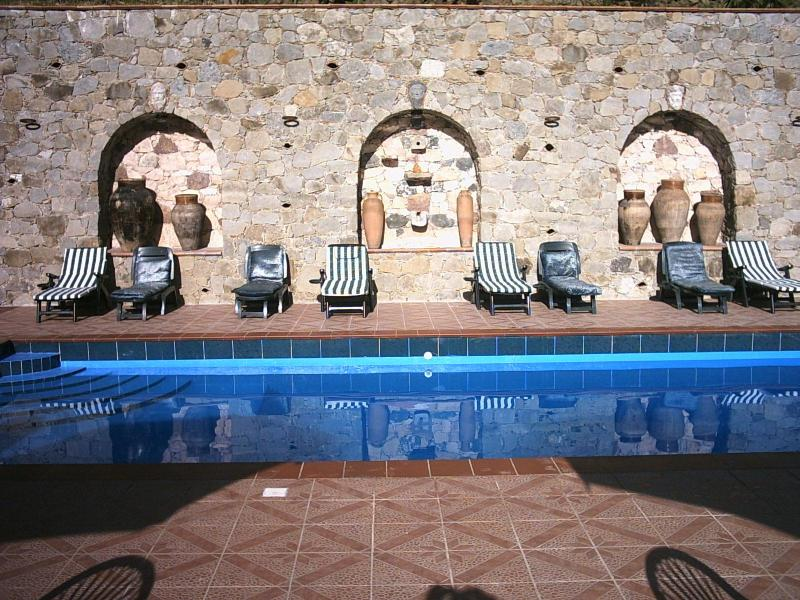 The pool - Villa DueAngeli, Luxury15thCentury Villa with pool - Taormina - rentals
