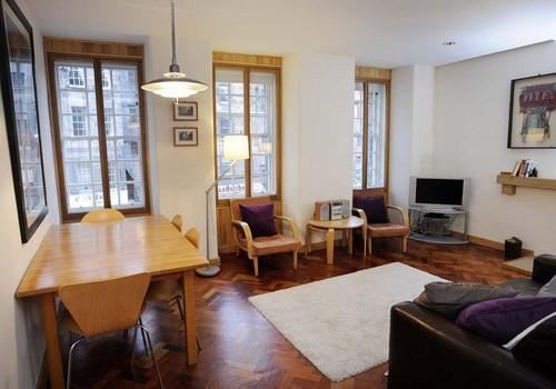 David Hume Duplex Apartment - Image 1 - Edinburgh - rentals