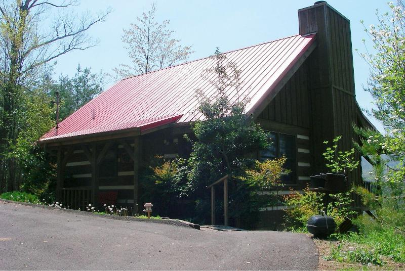 Sunset View - Smoky Mountain Log Cabin - Sevierville - rentals