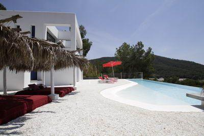 Chic Modern 5 Bedroom Luxury Rental in Santa Eulalia - Can Genoves - Image 1 - Cala Llonga - rentals
