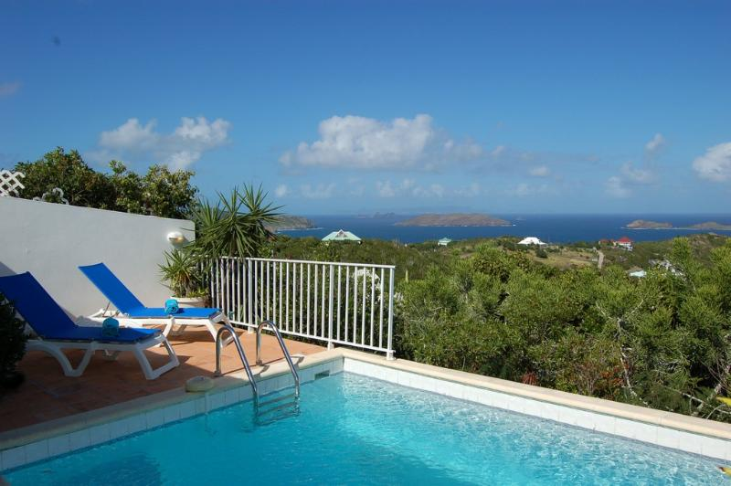 Alouette at Vitet, St. Barth - Ocean View, Private, Pool - Image 1 - Vitet - rentals