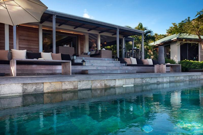 Amancaya at Anse des Cayes, St. Barth - Beautiful Ocean View, Contemporary Style, Luxury Villa - Image 1 - Anse Des Cayes - rentals