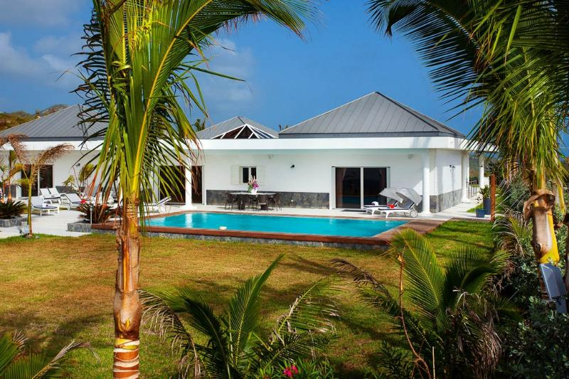 Anna at Petit Cul de Sac, St. Barth - Large Heated Pool, Ocean View, Fully Air-Conditioned - Image 1 - Petit Cul de Sac - rentals