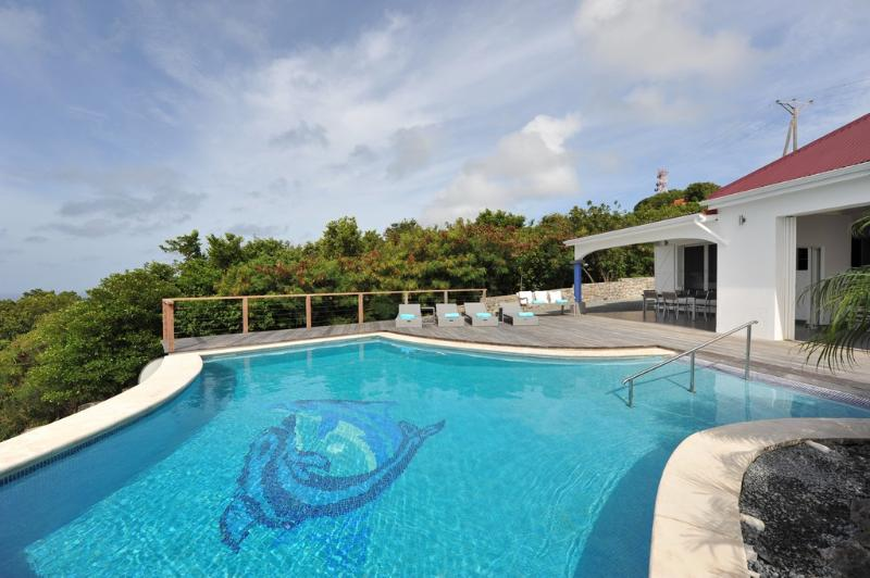 Grand Large at Gouverneur, St. Barth - Amazing Sunset And Ocean Views, Very Private - Image 1 - Gouverneur - rentals