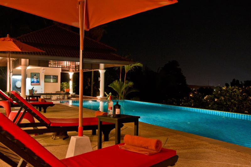 Poolside  - Exclusive Luxury Estate Villa Layan Beach, Phuket - Layan Beach - rentals