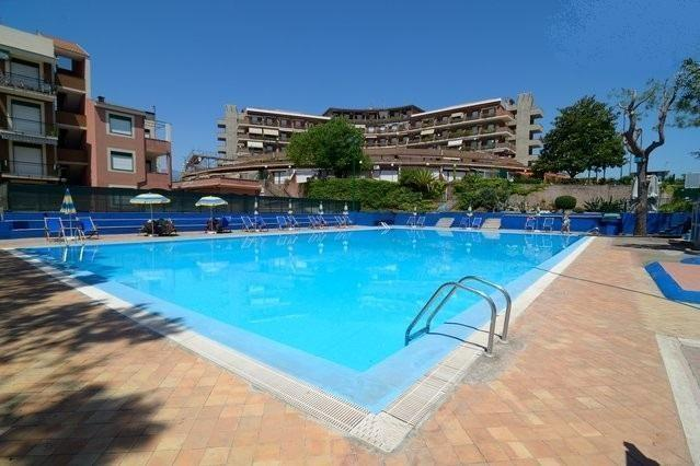 Residence Les Roches Noires - Cozy seafront apartment with seaview in residence! - Giardini Naxos - rentals