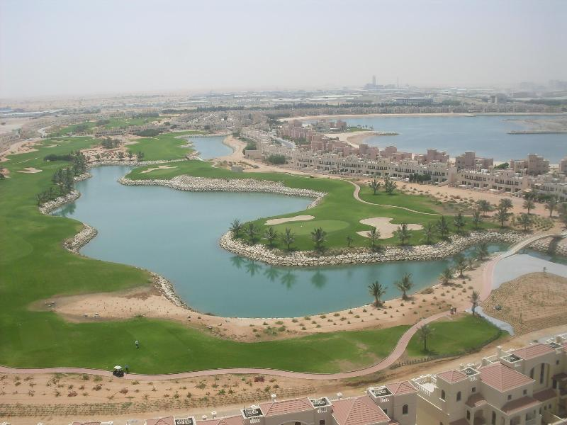 Royal Breeze beautifully furnished 2 bedroom apartment - Image 1 - Ras Al Khaimah - rentals