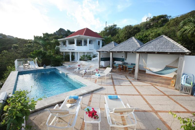 Les Petits Pois at Colombier, St. Barth - Ocean View, Cool Breeze, Heated Pool - Image 1 - Colombier - rentals