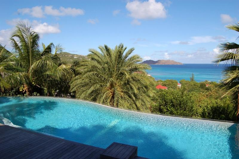La Desirade at Saint Jean, St. Barth - Walk To Beach, View Of Saint Jean Bay, Very Private - Image 1 - Lorient - rentals