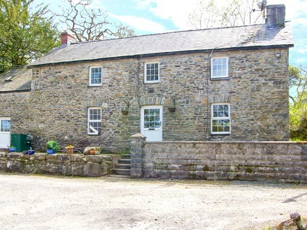 CAPEL IAGO, detached pet-friendly cottage, woodburner, open fire, garden, walks and cycling, near Llanybydder, Ref 20608 - Image 1 - Llanybydder - rentals