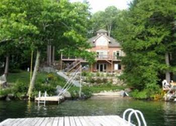 Beautiful Waterfront Vacation Home on Lake Winnipesaukee (MAC20W) - Image 1 - Meredith - rentals