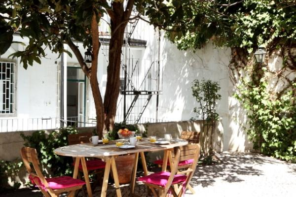 4bedrooms with big terrace in Marquês - Image 1 - Lisbon - rentals