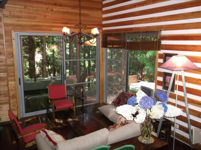 Furnas Cottage in Azores – tree house - Image 1 - São Miguel - rentals