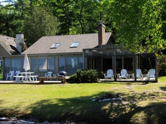Front of Home - Marshall-Laybourn Cottage - Frankfort - rentals