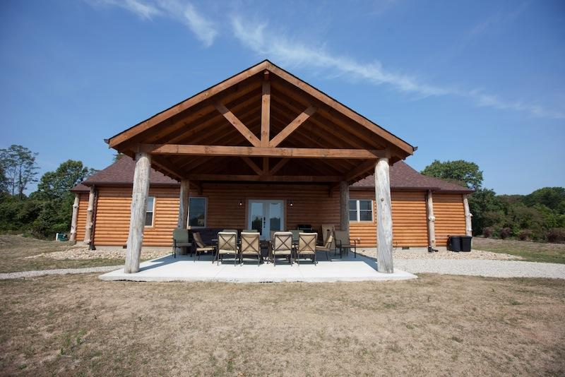 Buffalo Lodging Company- Timber View Lodge - Image 1 - Logan - rentals