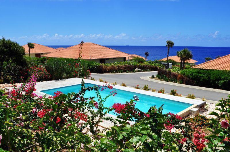The Swimming Pool - Apartment Boca Gentil Santa Cruz Curacao - Willemstad - rentals