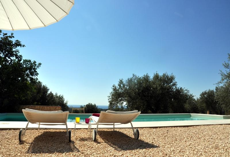 Swimming pool - Villa Eloro - Noto - rentals