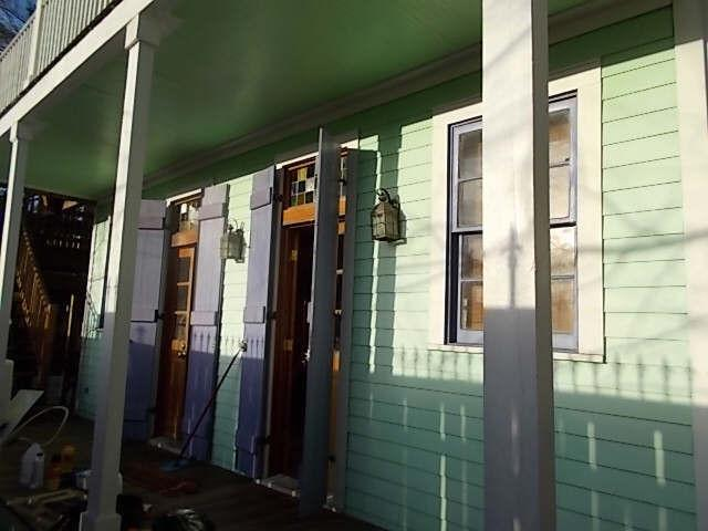 Front of the unit - Adorable Cottage. 1 block to the French Quarter. - New Orleans - rentals