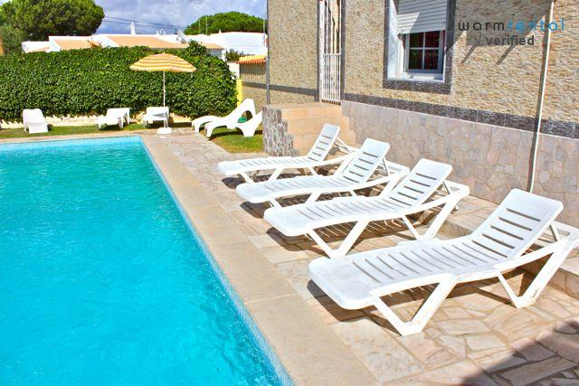Pool Area  - Red Mambo Apartment - Portugal - rentals