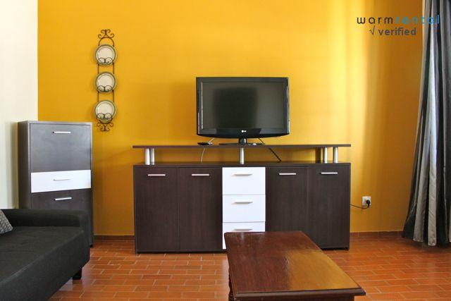 Living Room  - Green Round Apartment - Portugal - rentals