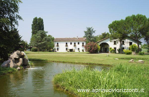 Overview - Luxury villa with pool ideal up to 12 guests - Abano Terme - rentals