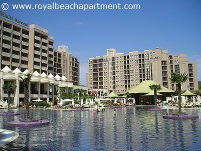 ROYAL BEACH APARTMENT - Luxury 5-star complex - Image 1 - Sunny Beach - rentals