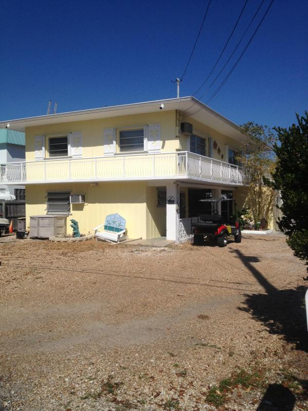 Front View - Casacayo #2 - Key Largo - rentals