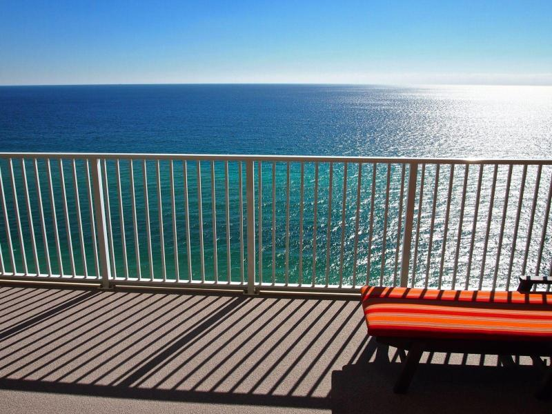 Gulf Front -on the beach! 2/2 at Tropic Winds - near Pier Park - Image 1 - Panama City Beach - rentals
