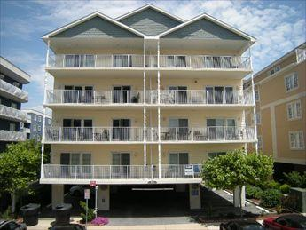 Exterior - Sea Palms 201 43085 - Ocean City - rentals