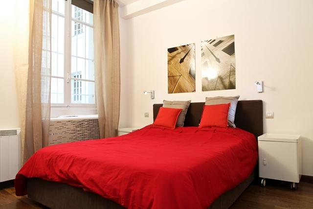 Bedroom - 07. Luxury Apartment In The Heart Of Paris-Marais - 3rd Arrondissement Temple - rentals