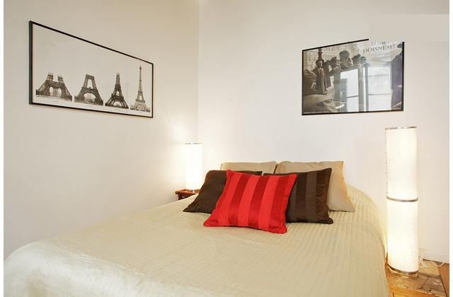 Bedroom - 03. COSY APARTMENT-MARAIS-MOST CENTRAL - 4th Arrondissement Hôtel-de-Ville - rentals
