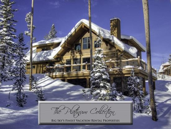 Brand NEW Luxury 5 Bedroom Cabin - Powder Ridge Lakota (Cabin 29) Phase 5 - Big Sky - rentals