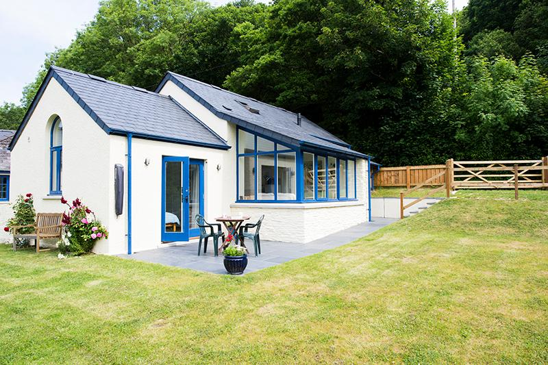Holiday Cottage - Penwaun Bach, Nevern - Image 1 - Pembrokeshire - rentals