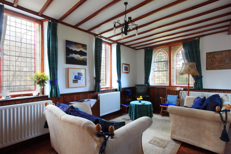 Lonnenend Living Room - Lonnenend, Old Church Cottages, Chollerton, Hexham - Hexham - rentals