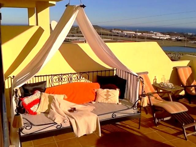 Fuengirola apartment, 40m2 terrace, BBQ, pool, sea - Image 1 - Malaga - rentals
