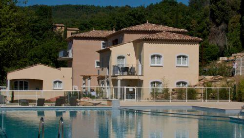 Chateau de Camiole - 2 bed apartment - Image 1 - Callian - rentals