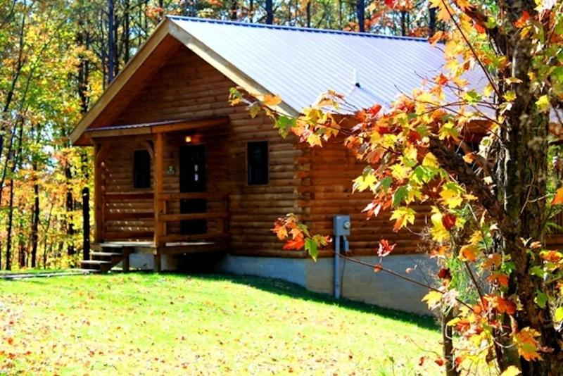 Buffalo Lodging Company- Moonlight Ridge Cabin - Image 1 - Logan - rentals