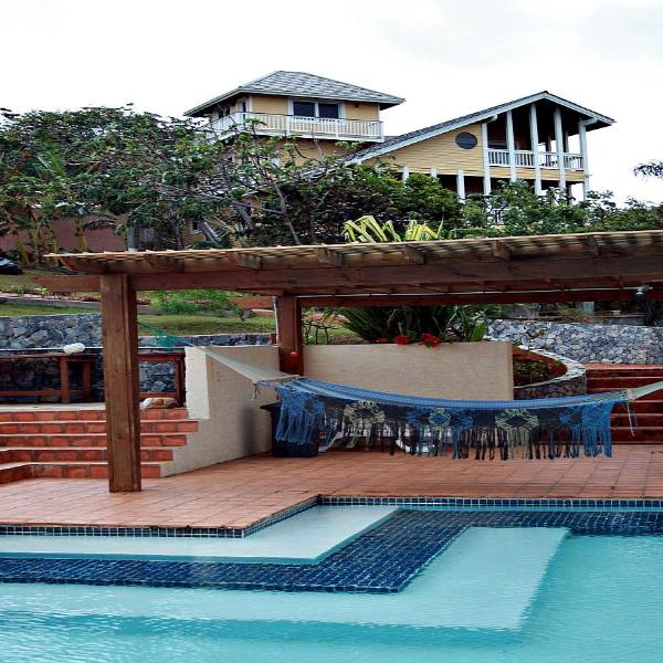 House & Pool - Beautiful 4 Bedroom home overlooking the Carribean - West Bay - rentals