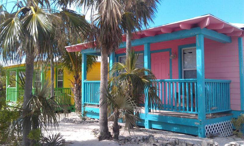 Beachfront Cottage - The Bahamian Village-Beachfront Luxury Cottage - Long Island - rentals