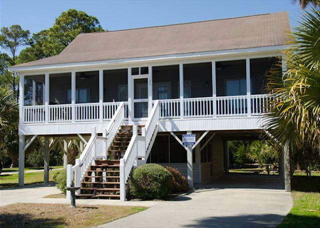 Happy Ours - Beachwalk Showplace - 5BR/3BA - Image 1 - Edisto Beach - rentals