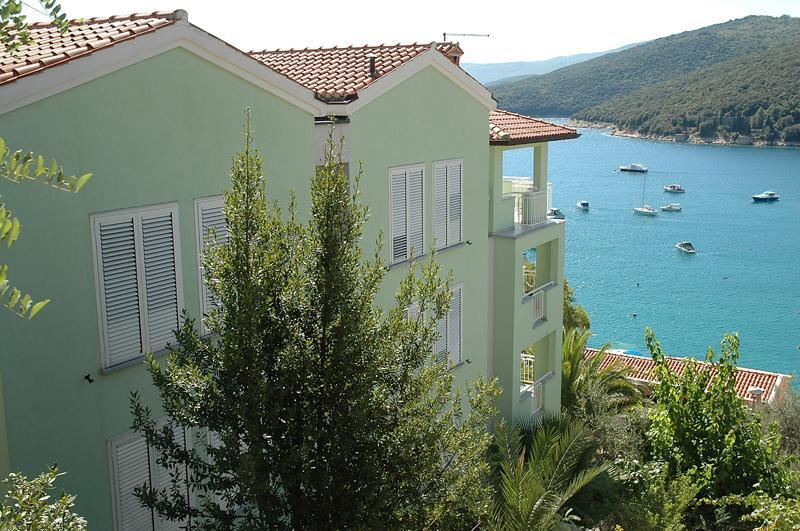 Huge terrace & sea view apartment near the beach - Image 1 - Rabac - rentals