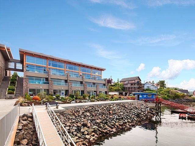Luxury Pent-House in Downtown Tofino - Sol - Image 1 - Tofino - rentals